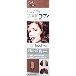 Cover Your Gray Root Touch-Up Stick (mini box) Black Irene Gari