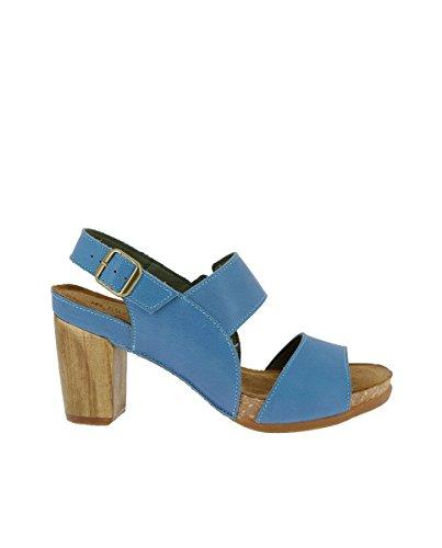 Sandali Ibon N5020 Blu kuna El Naturalista Aqua Elasticizzato Donna 0fEwpn
