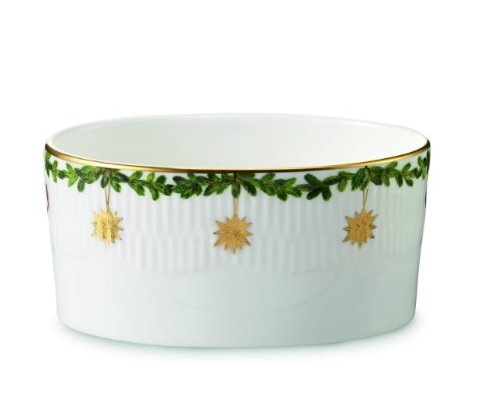 Royal Copenhagen Star Fluted Christmas 1017440 Sugar Bowl ()