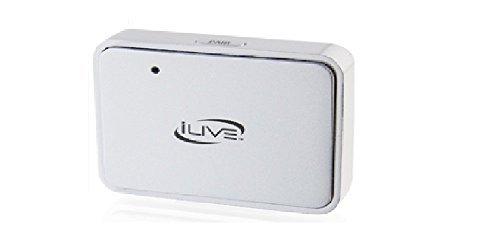 iLive Wireless Bluetooth Receiver and Adapter IAB53W