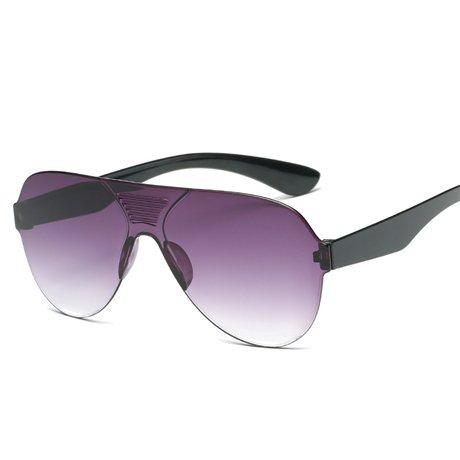 Gafas KLXEB Weiß Uv400 Vintage Sol Sol Reborde Gafas Blanco Revestimiento Mujer Diseñador Cuadrado De De rT6rx8q
