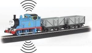 Bachmann Industries Whistle & Chuff Thomas Ready to Run Electric Train Set by Bachmann Industries Inc