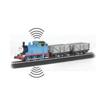 Bachmann Industries Whistle & Chuff Thomas Ready to Run Electric Train Set