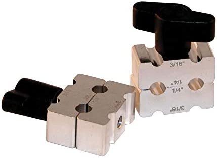 Pack of 2 Cal-Van Tools CAL-75902 15 mm Tube Bend Mirror Adapters