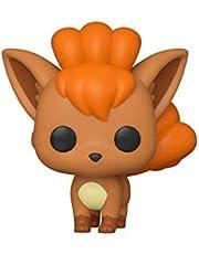 Funko Pop! Games: Pokemon - Vulpix, Multicolor