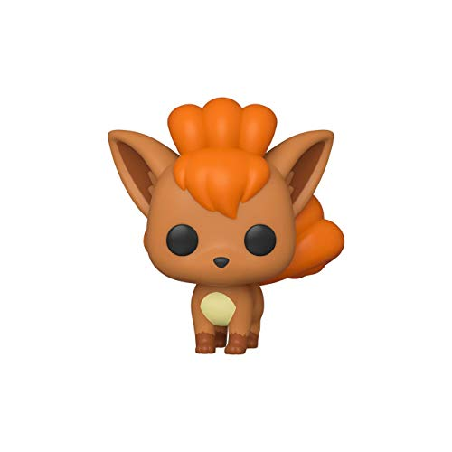 Funko Pop! Games Pokemon (S2) - Vulpix Vinyl Figure
