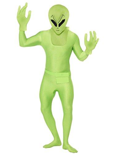 Alien Second Skin Suit Adult ()