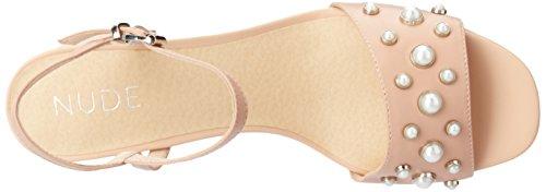 Nude Women Julia Fashion Sandals Beige (Nude Pearl)