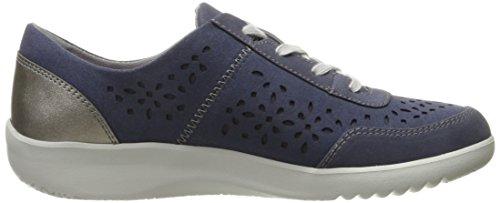 Rockport Dames Emalyn Das Mode Sneaker Blauw