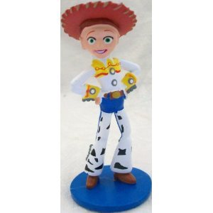 Disney Toy Story 3 Jessie 35 Pvc Doll Figure Toy Cake Topper