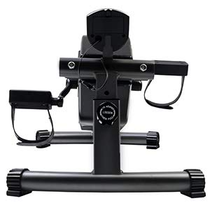 L NOW Desk Exercise Bike Pedal Exerciser-Magnetic Mini Exerciser D810