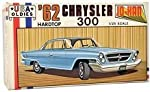 Jo-Han '62 Hardtop Chrysler 300 USA Oldies 1/25th Scale Vintage Model Kit by Jo-Han