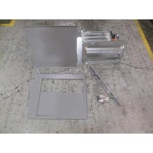 MICROMETL SPP09-SML-DBVEC ECONOMIZER DOWN DISCHARGE WITH FILTER RACK