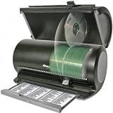 Black/Gray Selector Series 80-CD Disc Retrieval S