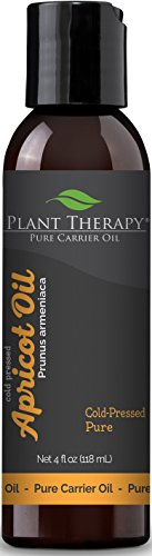 - Plant Therapy Apricot Kernel Carrier Oil 4 oz A Base Oil for Aromatherapy, Essential Oil or Massage use