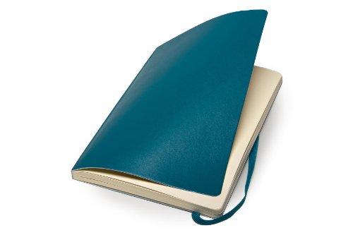 Moleskine Classic Colored Notebook, Large, Plain, Khaki Beige, Soft Cover (5x8)