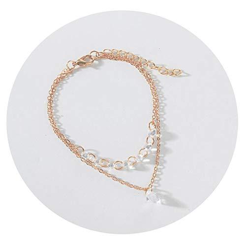 2019 Fashion Vintage Bracelet for Women Bangles Men Jewelry,Photo Color