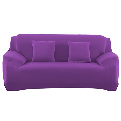 vanpower Slipcover Stretchable Pure Color Sofa Cushion Cover