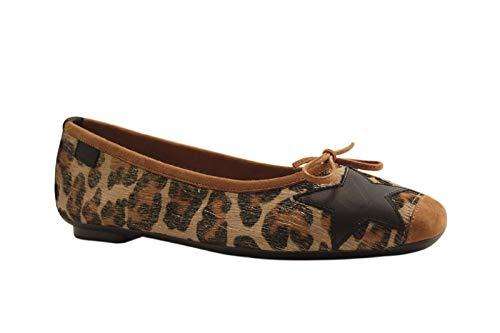 Reqins Lux Ballerine Jaguar Beige Hello wYrXxrqa