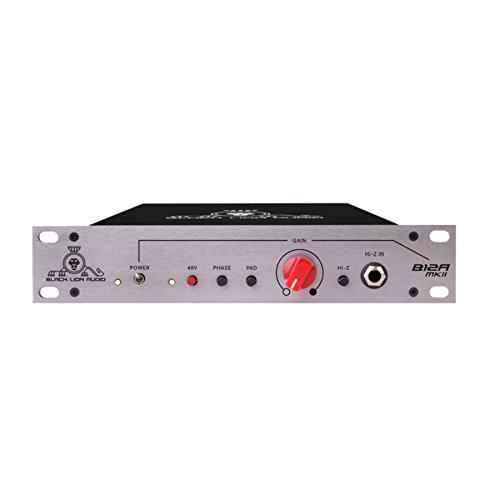 Black Lion Audio B12A MKII Preamp 1-Channel Pro Preamp by Black Lion Audio