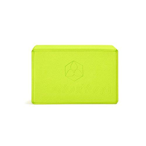 Mousse Légère Très Vert Aruna doyouryoga Rigide De En Yoga Bloc X8XzqZw