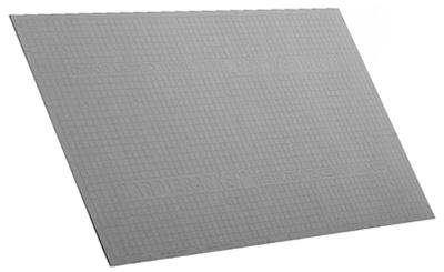 """3'x5'x1/4"""" Cement Board, Pack of 60"""