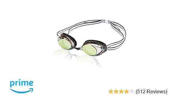 6ad14135c9e3 Amazon.com   Speedo Women s Vanquisher 2.0 Mirrored Swim Goggle ...