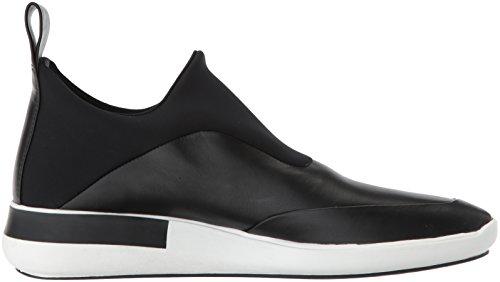 Sneaker Spiga Black Via Mercer Women's Leather 78fOwntx