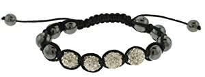 "12 Piece Wholesale Lot Fashion Jewelry ""SHAMBALLA"" Style Bracelets 48b9258s"