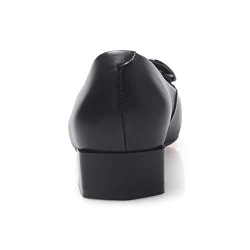 Noir 5 36 Femme Apl11242 Noir Compensées Sandales Balamasa 0xw1zIqZFW