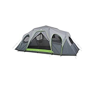 Ozark Trail 20u0027 x 10u0027 Hybrid Instant Cabin Tent Sleeps 12  sc 1 st  Amazon.com & Amazon.com : Ozark Trail 20u0027 x 10u0027 Hybrid Instant Cabin Tent ...