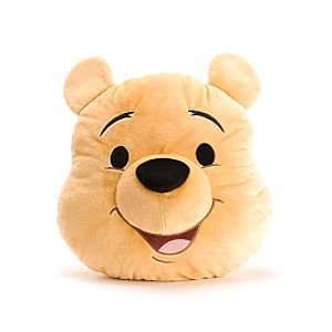 c8bcd434a298 Winnie the Pooh Big Face Cushion  Amazon.co.uk  Toys   Games