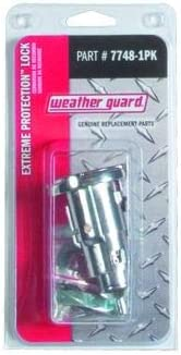 Weather Guard 774867 Lock for Alum Chests