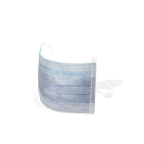 (MediChoice PRIMAGARD160 Surgical Face Mask, w/Plume Protector, Anti-Fog Foam, 1314PG46403 (Case 300))