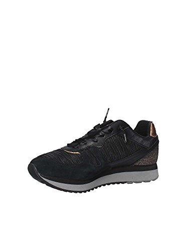 T0889 donna EUR Nero sneakers LOTTO 38 OqwZdWx