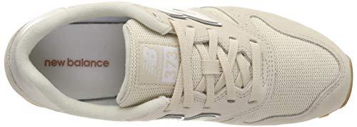 Donna 373 whitecap Collo white A New Bianco Sneaker Basso Wcg Balance 1FYxwB