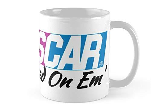Nascar Washer - Shield Won Mug NASCAR Speed Mug - 11oz Mug - Features wraparound prints - Dishwasher safe - Made from Ceramic - Best gift for family friends
