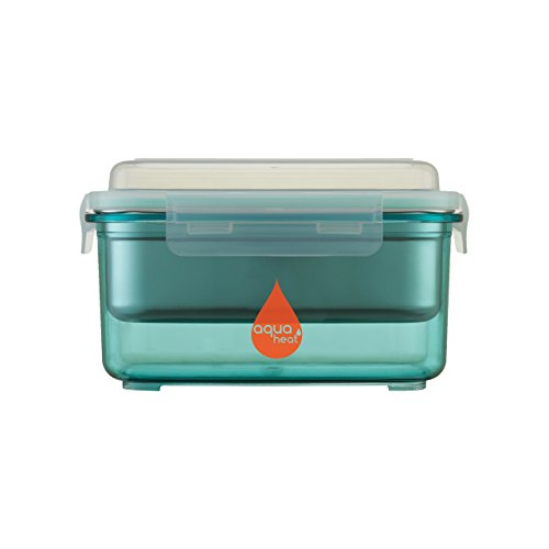 Innobaby AQ-F02B Stainless Steel Lunch Storage Solution, Aqua by Innobaby