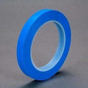 Scotch 4737T 36 Pk 1 In Width 36 Yd Length Blue Masking Tape