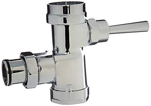 American Standard 6047.565.002 Exposed Manual 1.6 Gpf Toilet Bowl Flush Valve Only for Retrofit, Polished Chrome ()