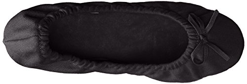 Flat Women's Fleece Black DAWGS Ballet q6tdPw00