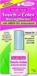 Nutranail Touch Of Color Natural Strengthener 15 ml by Nutra Nail