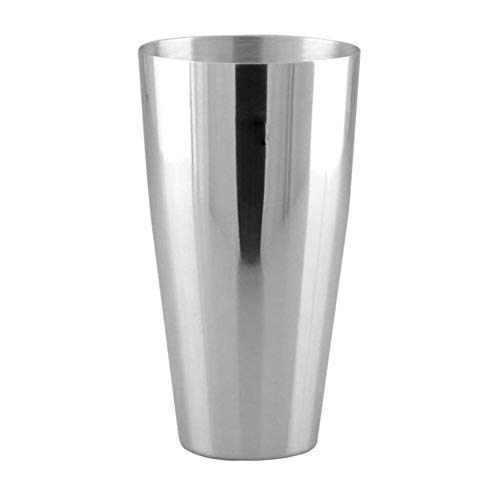 Boston Shaker Tin, 28oz Professional Bartender Cocktail Shaker Drink Mixer, Stainless Steel Shake Mixing Cup -