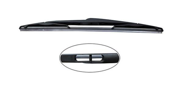Escobilla limpiaparabrisas trasera para BMW X3 SUV 2004 a 2006 35 cm/14 de largo tipo de cuchilla trasera Blade: Amazon.es: Coche y moto