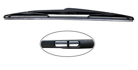 Escobilla limpiaparabrisas trasera para Citroen C4 MPV 2006 a 2011 35 cm/14 de largo tipo de cuchilla trasera Blade: Amazon.es: Coche y moto