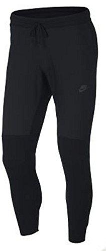 - Nike Mens M NK FC PANT KPZ AH8450-010_2XL - BLACK/BLACK