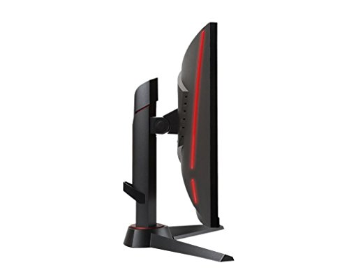 """31WwBXaJvlL - MSI Full HD FreeSync Gaming Monitor 24"""" Curved Non-Glare 1ms LED Wide Screen 1920 x 1080 144Hz Refresh Rate (Optix MAG24C)"""