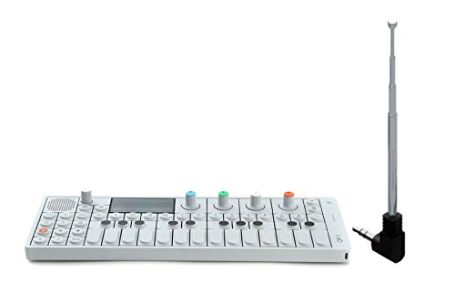 Teenage Engineering OP-1 Synth Workstation & OP-1 Radio Antenna Bundle