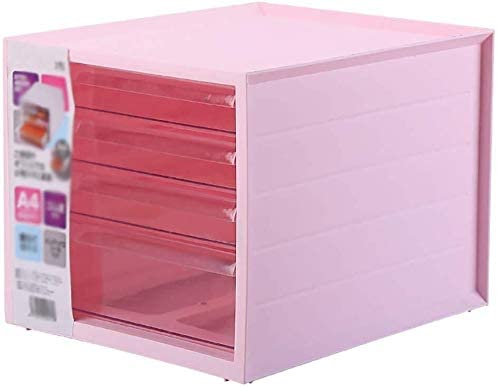 File Cabinets New Material Production Non-Slip Rubber Bottom Different Categories Separate Things Intimate Design Pp Plastic Color : B 27.5x33.5x25cm Home Office Furniture