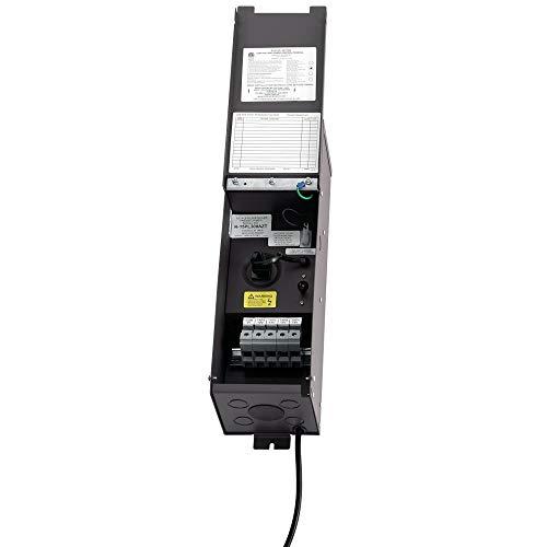 - Kichler Lighting 15PL300AZT Plus Series - Low Voltage 300W Transformer, Textured Architectural Bronze Finish